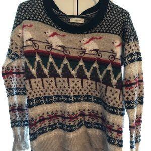 Men's Abercrombie Sweater Large